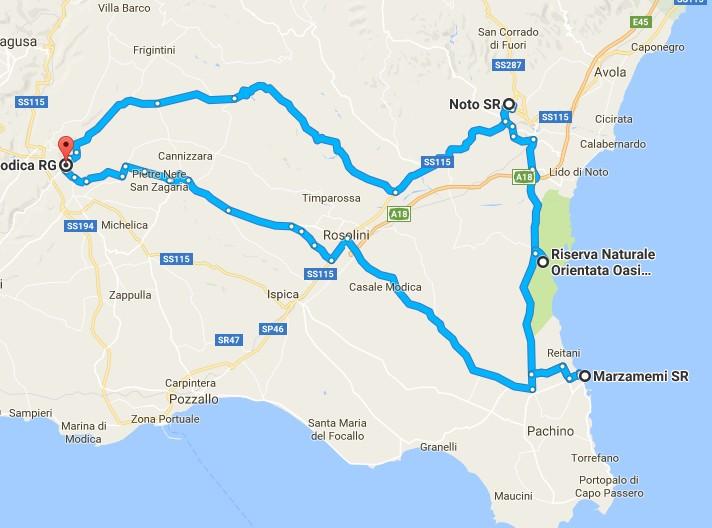 Marzamemi Vendicari Noto Sicilia Taxi Noleggio Con